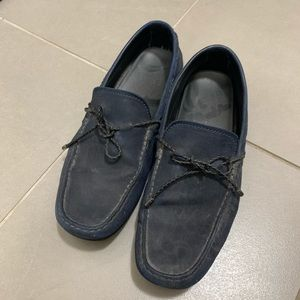 TODs leather loafer